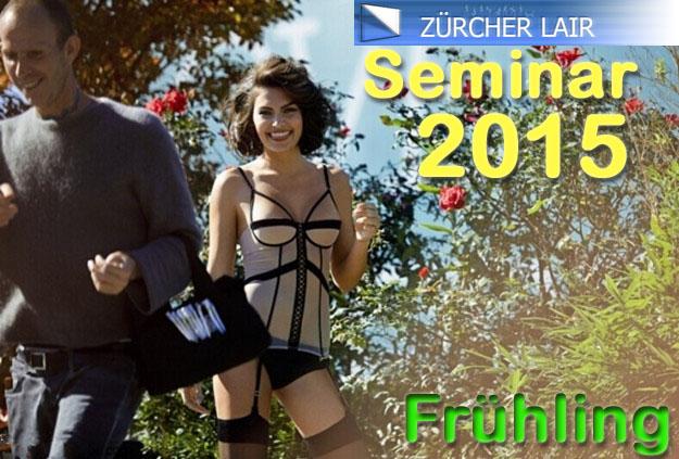 Seminar Frühling 2015